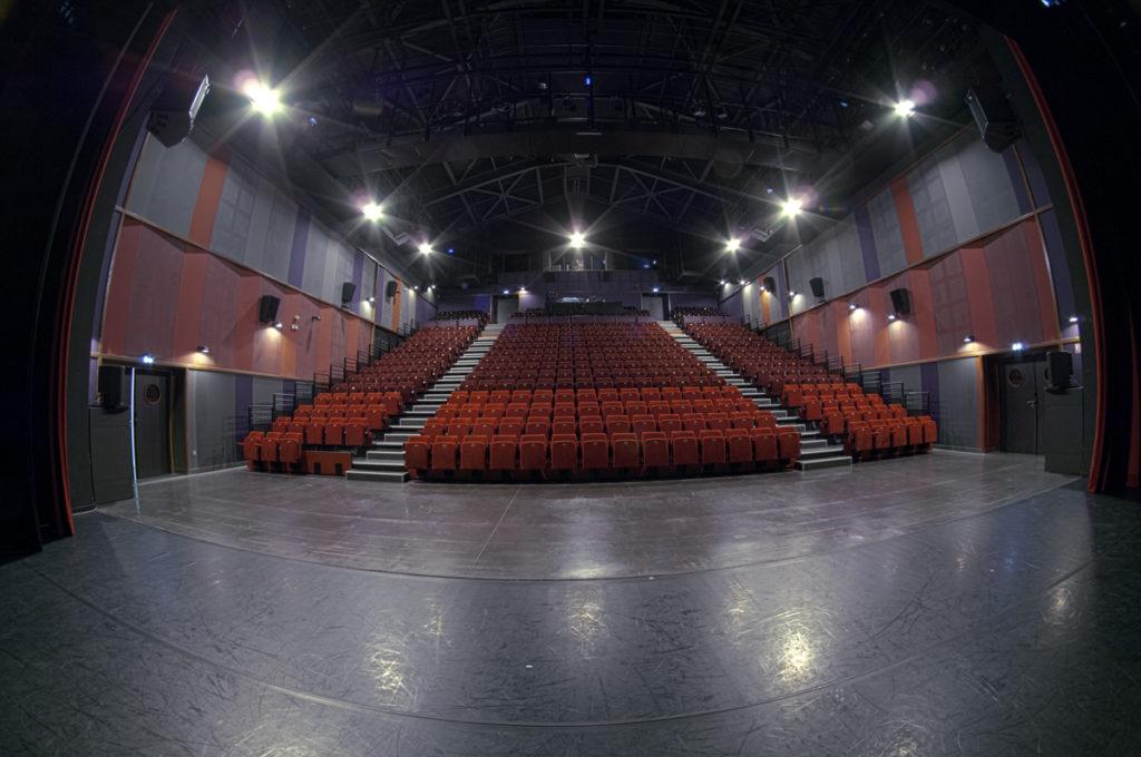 La croisée des Arts Salle de spéctacle à Saint-Maximin-la-Sainte-Baume
